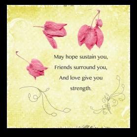 printable sympathy card