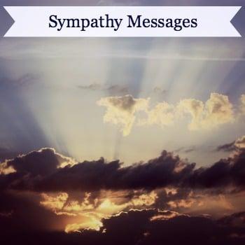 sympathy-messages