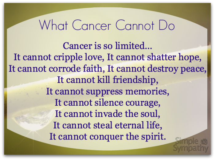 what-cancer-cannot-do-poem