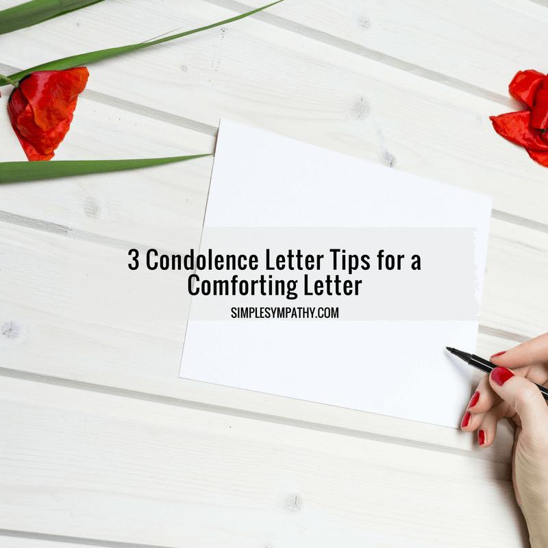 condolence-letter-tips