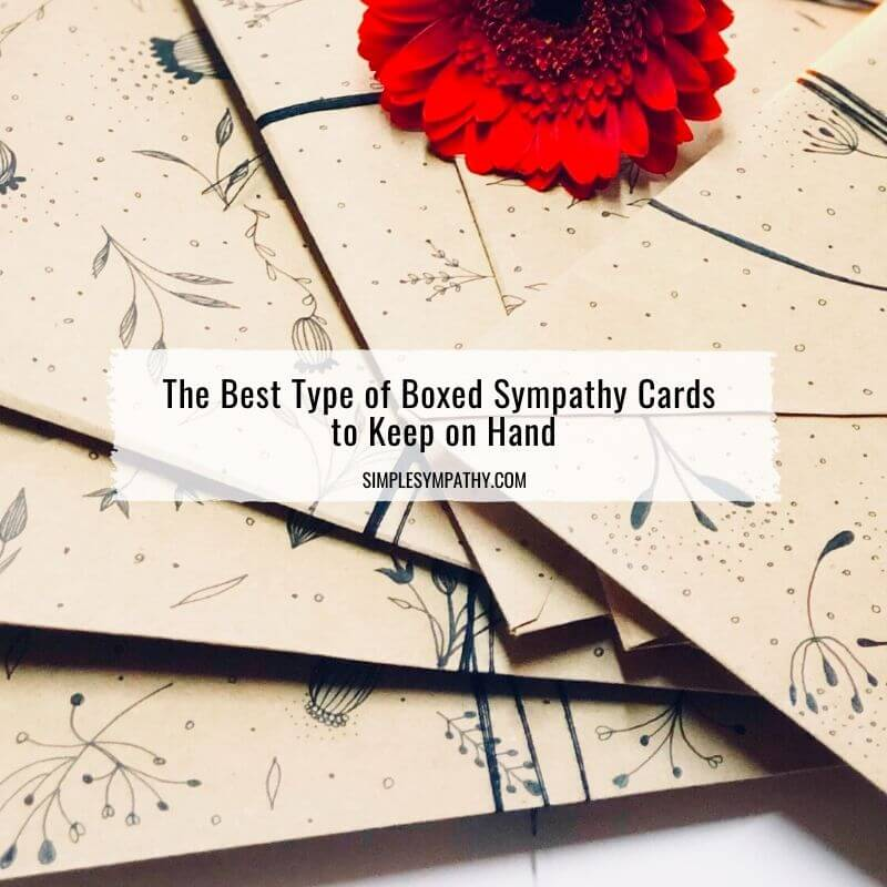 The Best Boxed Sympathy Cards to Keep on Hand 2