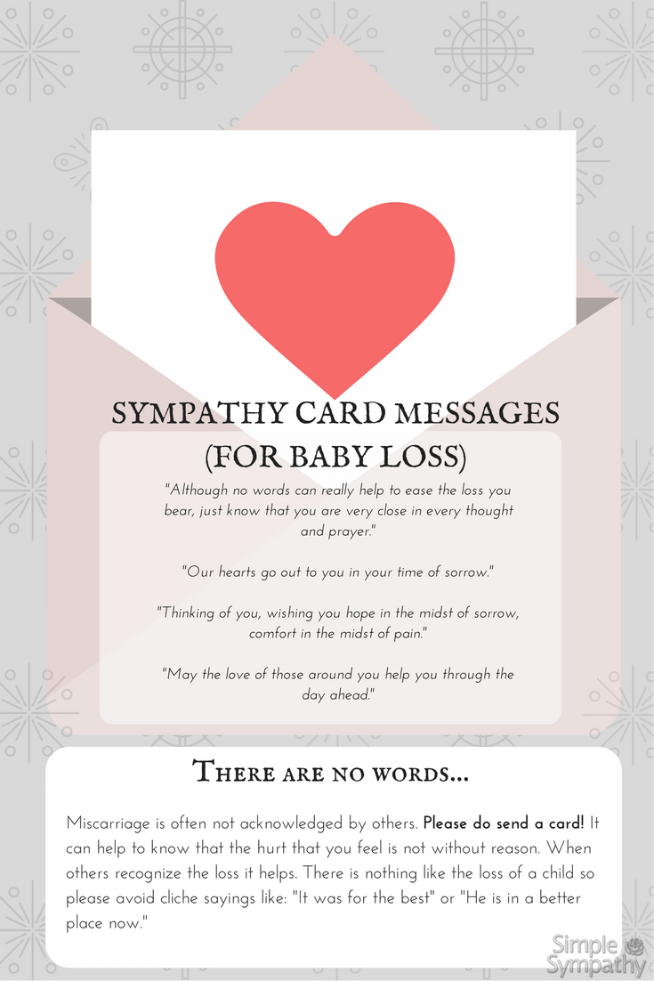 Miscarriage sympathy card messages miscarriage sympathy card dhlflorist Gallery