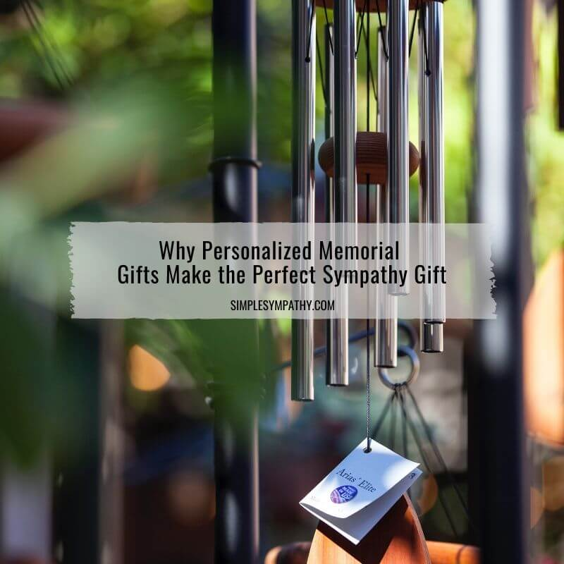 Why Personalized Memorial Gifts Make the Perfect Sympathy Gift 2