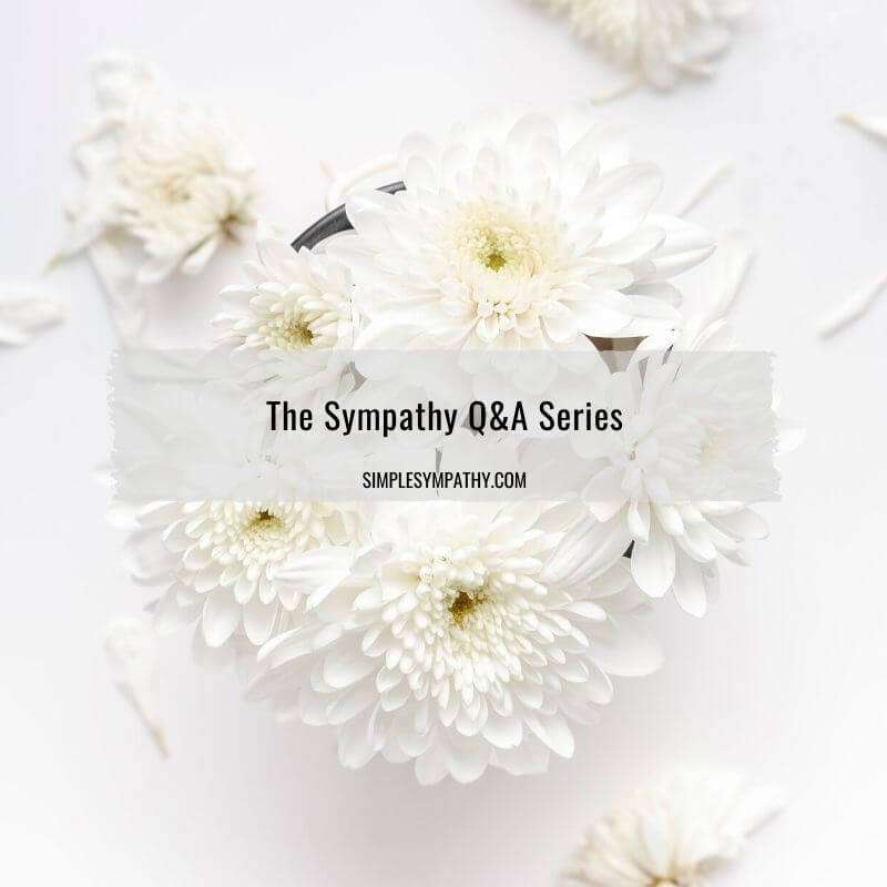 Condolence Letter For Loss Of Wife from simplesympathy.com